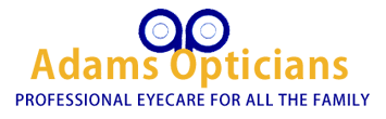 Adams Opticians logo