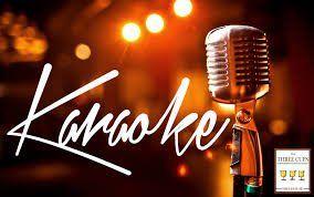 Volantino serata karaoke