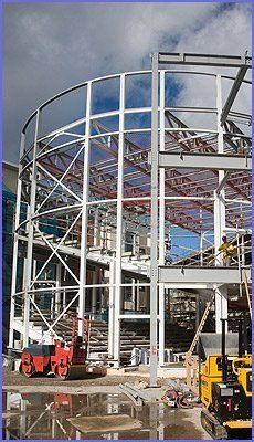 Steel-fabrications