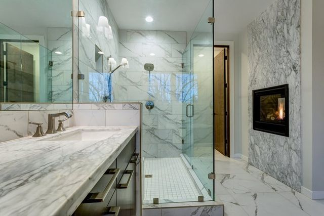 Bathroom Tile - Boise ID - Tile Tech