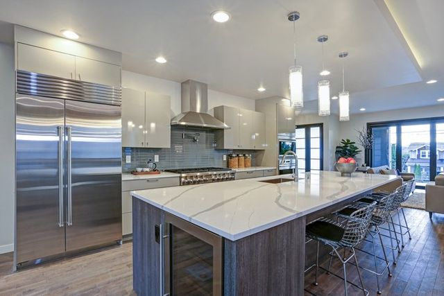 Granite Countertops - Kitchen - Boise ID - Tile Tech