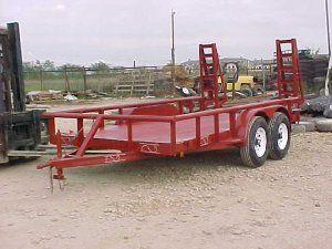 Pipe Top Trailer