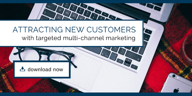 Attracting New Customers with Targeted Multi-Channel Marketing