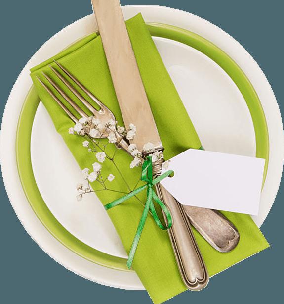 cutlery presentation