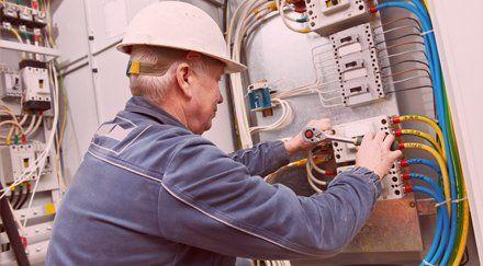 N J Sanders Electrical Installations Ltd In And Around Newport