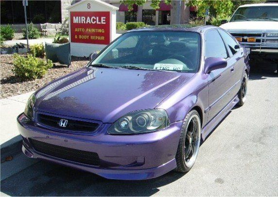 Custom Auto Painting Miracle Auto Painting Body Repair