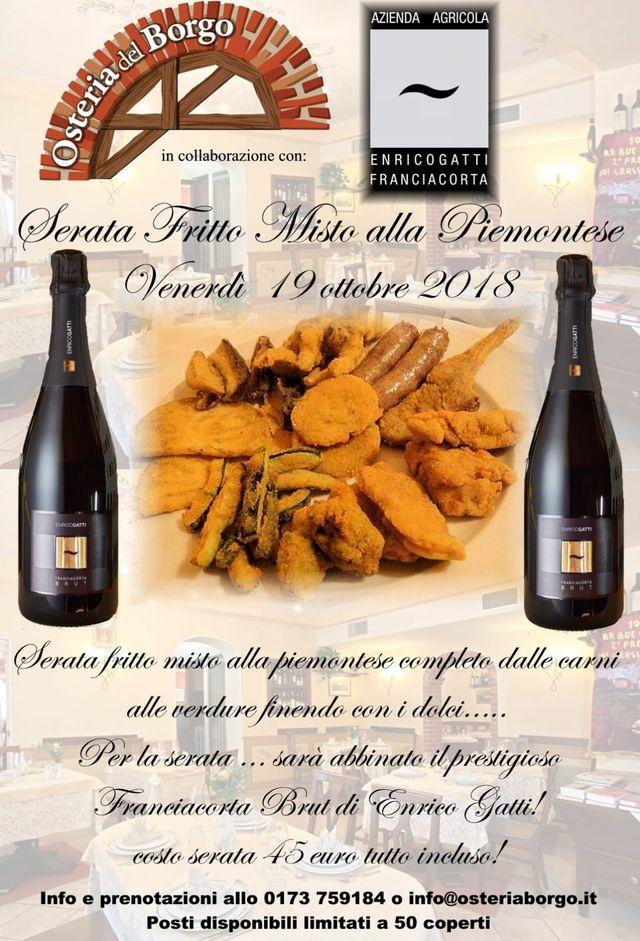 Osteria Del Borgo | Cucina piemontese | Carrù, CN