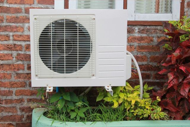 air and ground source heat pumps