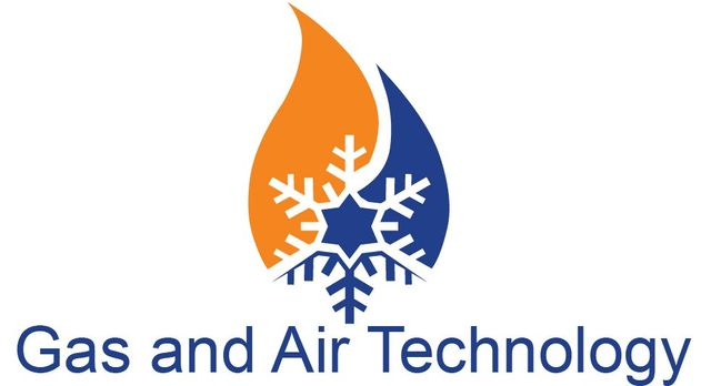 Gas and Air Technology Company Logo