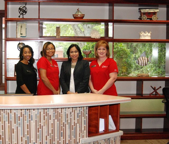 Team at Athens TLC Dental