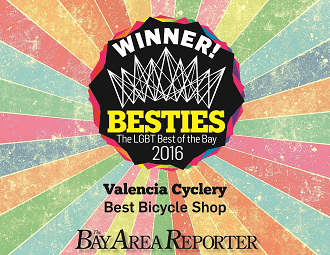 The Bay Area Reporter - Best Bicycle Shop