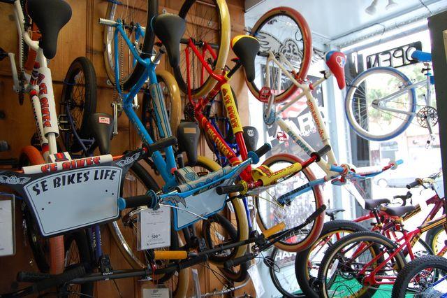 BMX Bikes | San Francisco | Valencia Cyclery Bike Shop