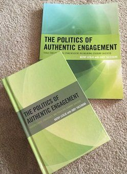 The Politics of Authentic Engagement Book