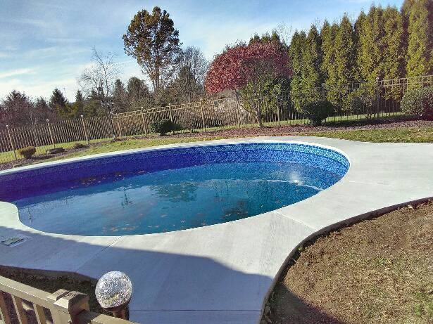 Swimming Pool Concrete | Youngstown, OH | Russo\'s Quality Concrete Inc.