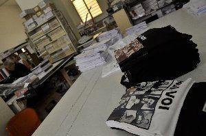 stampa su magliette, stampa su cuscini, t-shirt con stampe