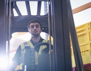 forklift truck trainers