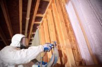 Polyurethane insulation contractor in Anchorage, AK