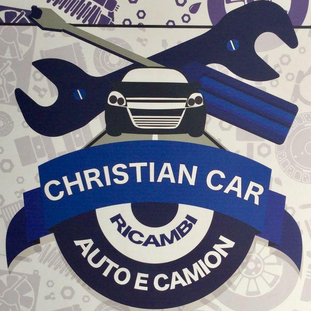 Christian Car Ricambi Auto Usati - Logo