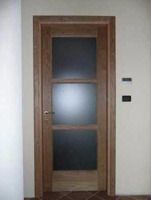 Porte interne in legno - Torino - Falegnameria Dezzutti