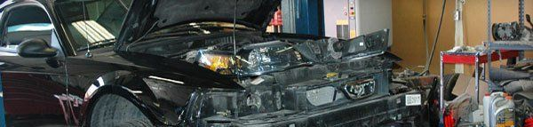 Car Shop, Auto body damage, Car Collision Shop, Auto Body Repair