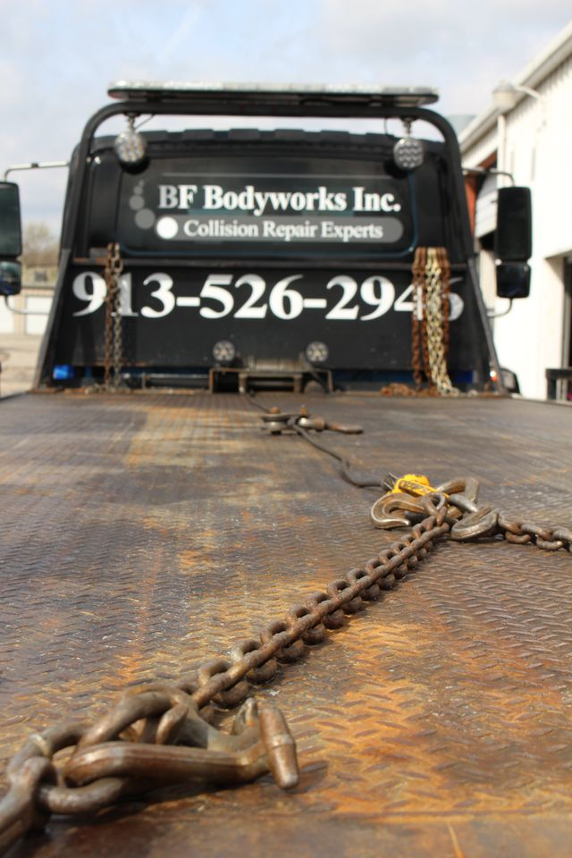Towing, Truck bed, Bf Bodyworks Towing