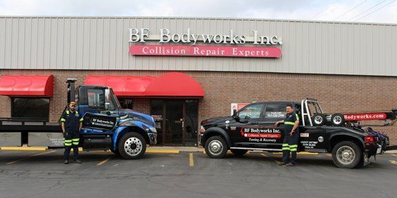 Towing, BF Bodyworks Towing, BF Bodyworks Shop