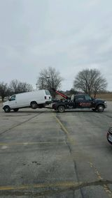 Truck Towing Van, BF Bodyworks Towing, Towing