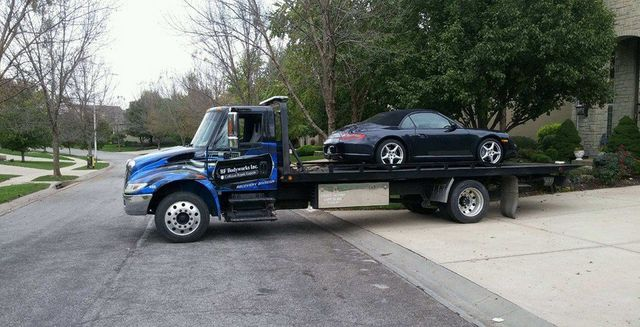 BF Bodyworks Towing, Towing