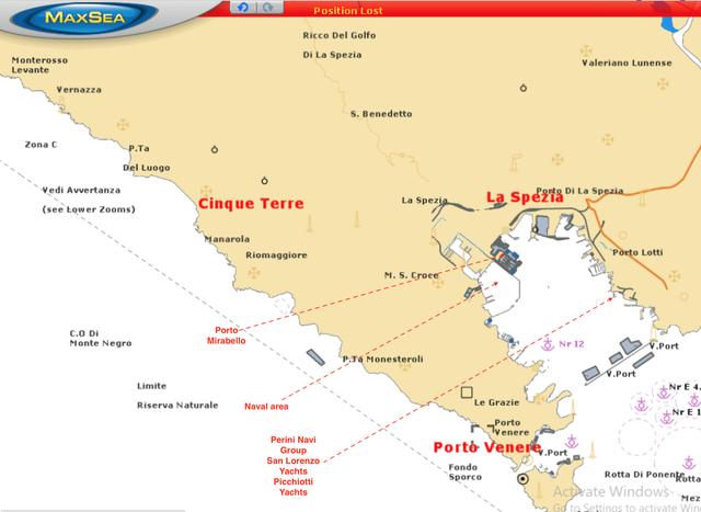 Riomaggiore Italy Map.Cinque Terre In Liguria Italy