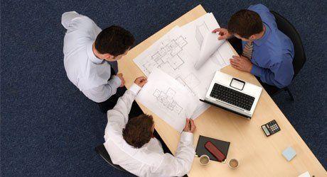 Professional architectural advice