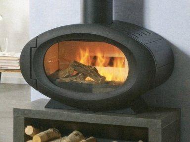 Fuoco cheminees Philippe Godin