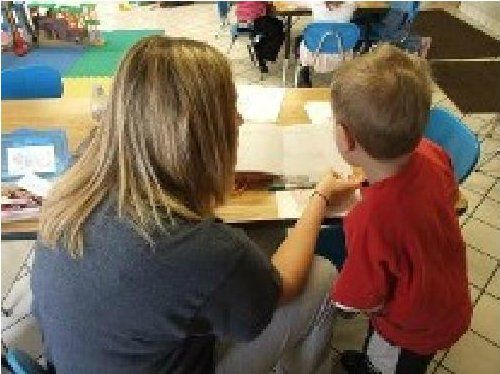 learning during child care programs in Ross, OH