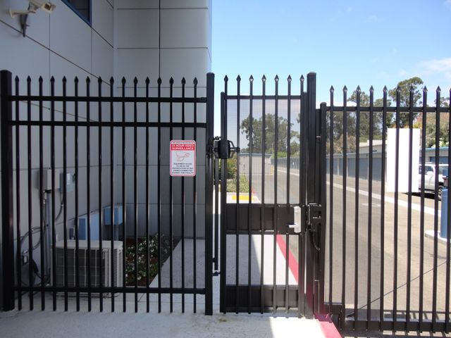 Pedestrian Gates For Home Or Business Call Morty 805 295