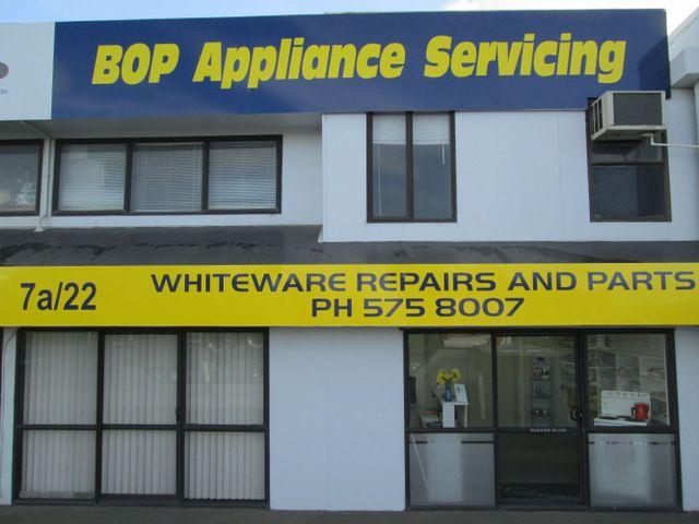 appliance repairs centre in Tauranga