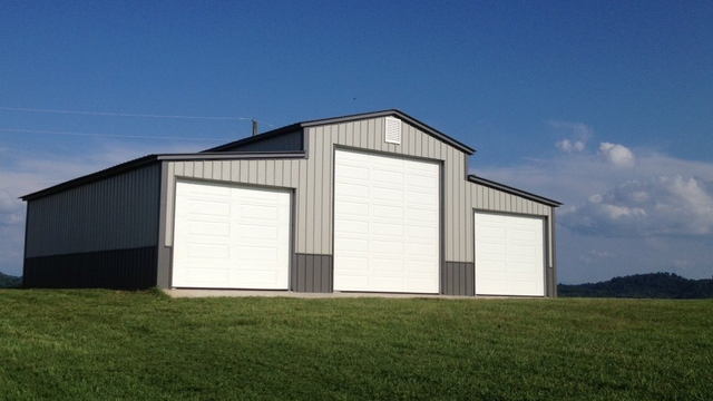 MaxSteel Buildings | Steel Buildings in the Southeast
