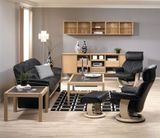 Stockholm 3 Seater Sofa Suite in Living Room