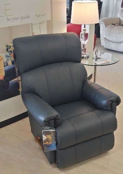 Summit Recliner covered in L grade Leather