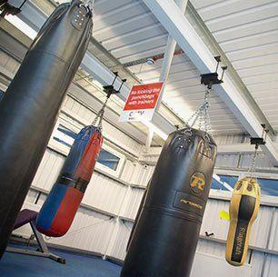 boxing arena