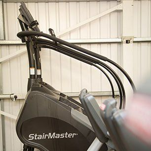 StairMaster equipment