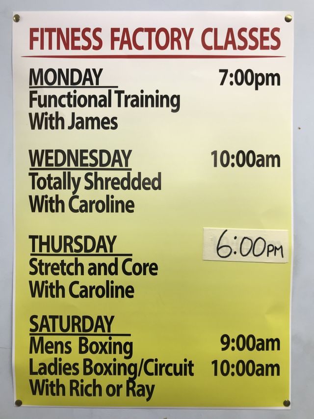 Top Class Fitness Training Programmes In Coventry