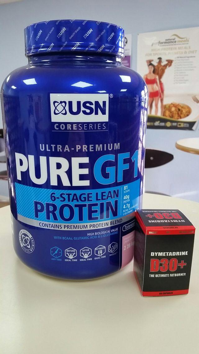 g stage lean protein