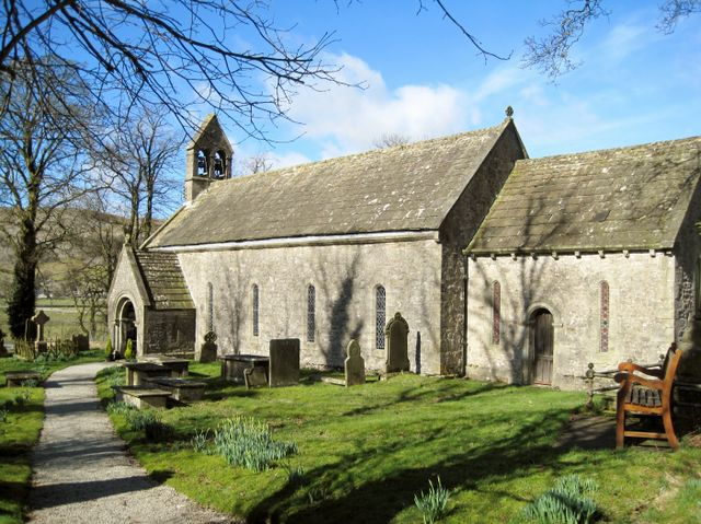 St. Mary's Church, Conistone