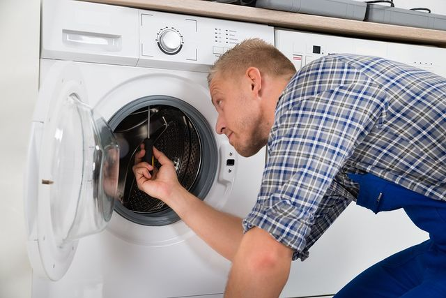 Washer repair from nuttermans