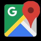 谷歌的地图