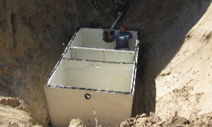 Septic Tanks | La Crosse, WI | Holler Drilling & Plumbing