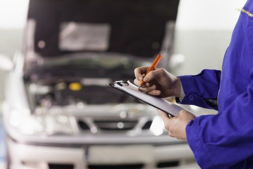 car servicing in Bletchley