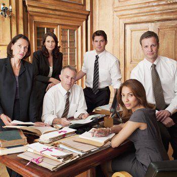 Dedicated team of lawyers