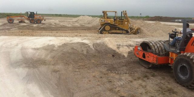 Dirt Contractor Midland, Odessa, Fort Stockton, TX