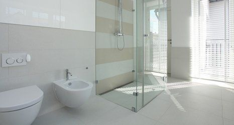 Bathroom plumbing