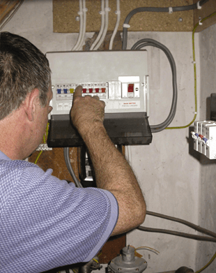 Electrical NIC Registered Domestic Installer - Cambridge - R B Electrical - Fuse Box Install Electrician